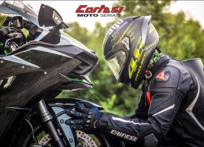 cortesi moto offerta casco integrale moto promozione bauletti accessori motociclisti