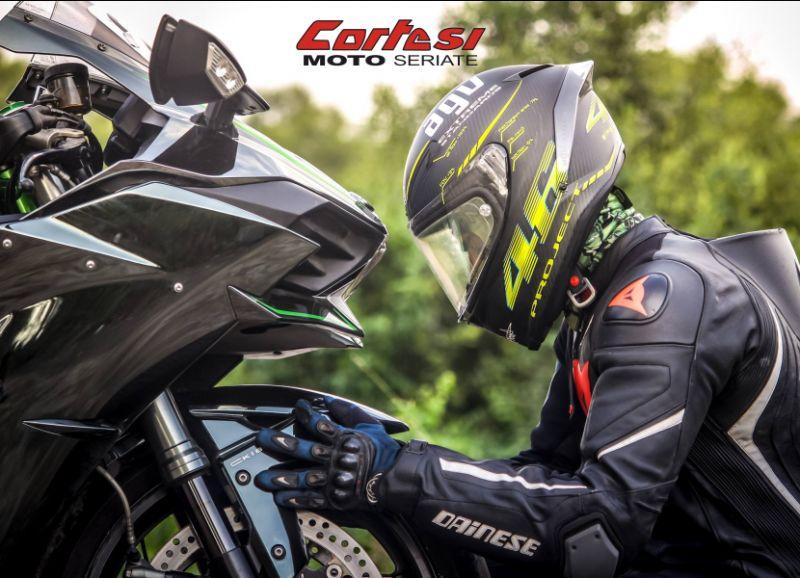 CORTESI MOTO offerta casco integrale moto - promozione bauletti accessori motociclisti