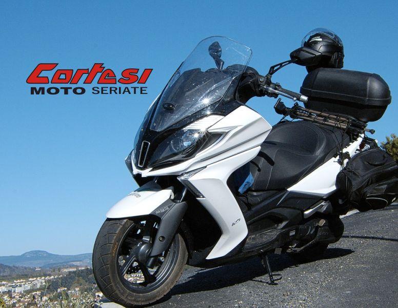 CORTESI MOTO offerta scooter kymco nuovo - promozione scooterone usato garantito