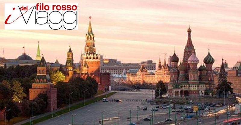 I VIAGGI DEL FILO ROSSO - offerta e organizzazione viaggi di gruppo in Russia all inclusive