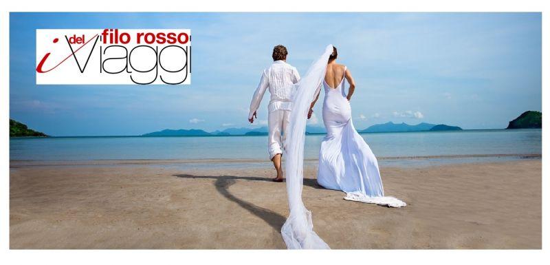I VIAGGI DEL FILO ROSSO -  promozione  viaggio di nozze luna di miele per gli sposi