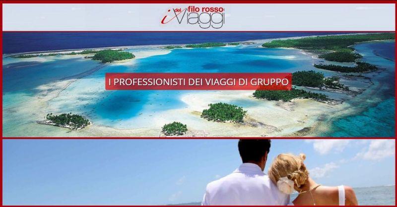 I VIAGGI DEL FILO ROSSO - Occasione organizzazione professionale viaggi di nozze personalizzati