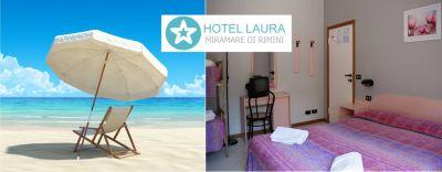 hotel laura offerta mezza pensione rimini occasione pensione completa rimini