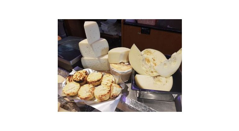 Offerta quartetto formaggi italiani