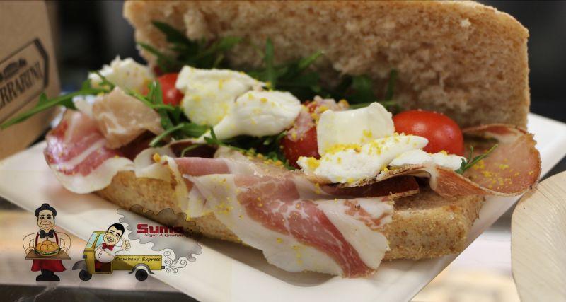 La capocolleria offerta pranzo pasquale - occasione panini da asporto pasquetta Brindisi