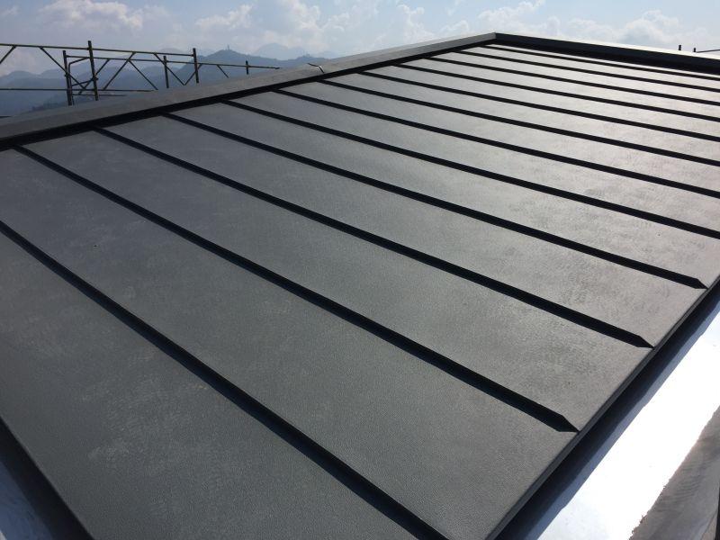 offerta tetti ventilati e isolati zinco titanio toscana - promozione tetti ventilati  toscana