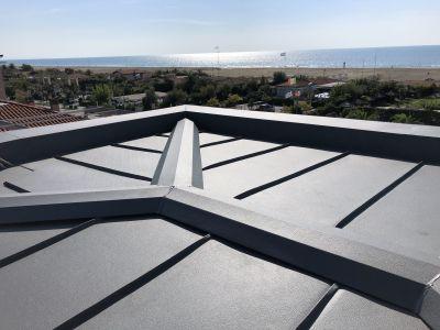 offerta copertura in doppia aggraffatura metallica toscana copertura metallica toscana