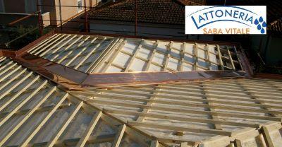 offerta copertura per tetti e canali di gronda occasione prodotti e accessori per lattoneria