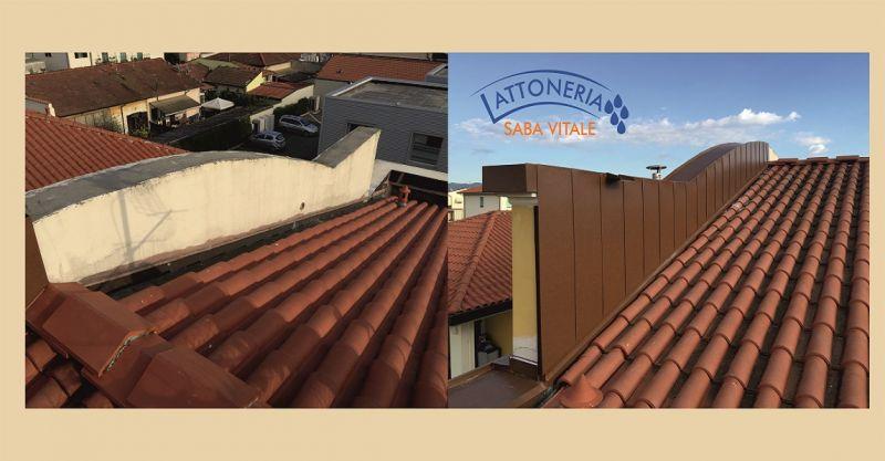 offerta coperture edili metallo Lucca - promozione coperture edili in metallo leggero Lucca