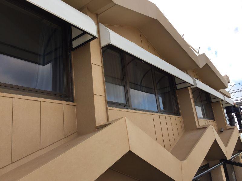 offerta rivestimenti in metallo di facciate edili toscana - rivestimenti in metallo toscana