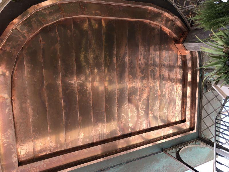 offerta finiture metalliche edili toscana - finiture edili in metallo toscana