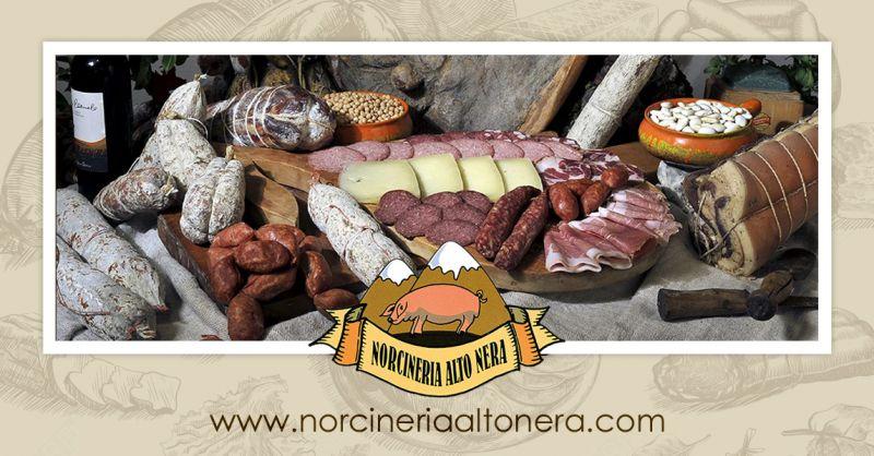 NORCINERIA ALTONERA - offerta vendita salumi tipici umbria marche online