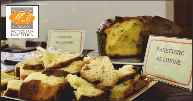 pasticceria mille dolci offerta panettoni di natale - occasione dolci natalizi perugia