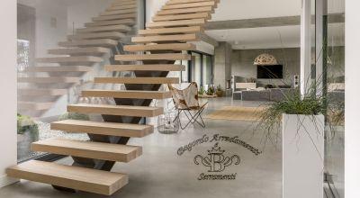 bagordo arredamenti serramenti offerta scale in legno ulivo occasione gradini legno brindisi