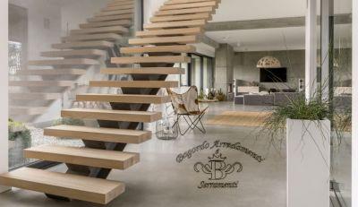 bagordo arredamenti serramenti offerta scale in legno occasione gradini legno brindisi
