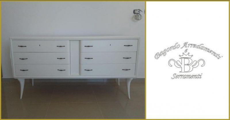BAGORDO ARREDAMENTI SERRAMENTI - offerta manutenzione mobili antichi in legno brindisi