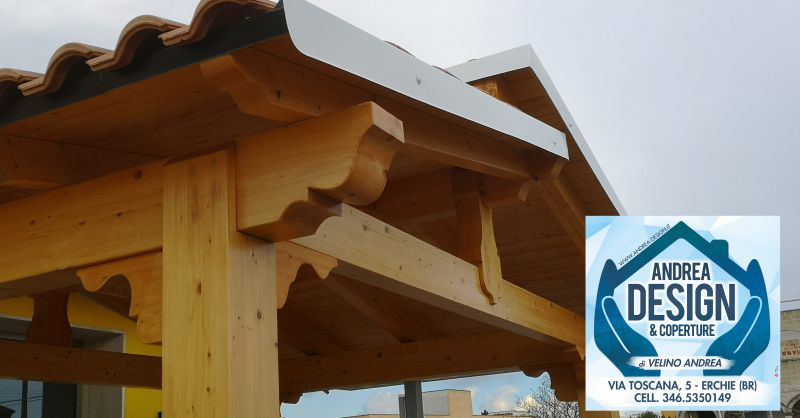 Andrea Design&Coperture offerta case prefabbricate - occasione edilizia Brindisi
