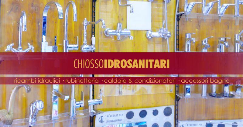 offerta vendita cartucce miscelatori torino - occasione rubinetteria materiale idraulico torino