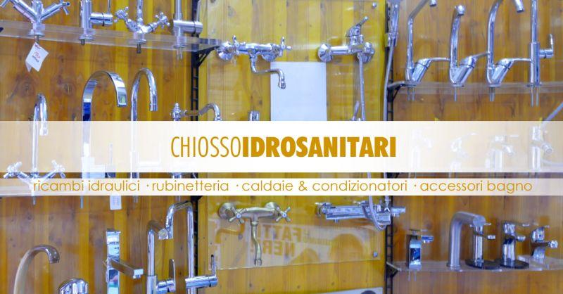 Offerta Vendita Rubinetteria Torino - Occasione Vendita Rubinetti Miscelatori Torino