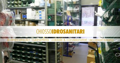 offerta vendita materiale idraulico torino occasione vendita ricambi idraulici a torino