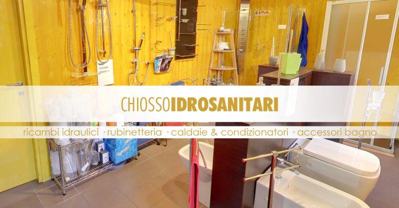 CHIOSSO IDROSANITARI - Offerta Mobili Sanitari Bagno Torino