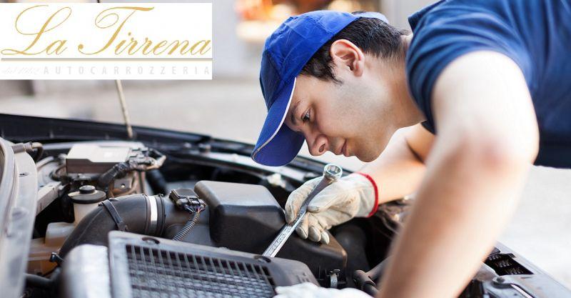 offerta revisione e riparazione auto Lucca - promozione carrozziere e gommista auto