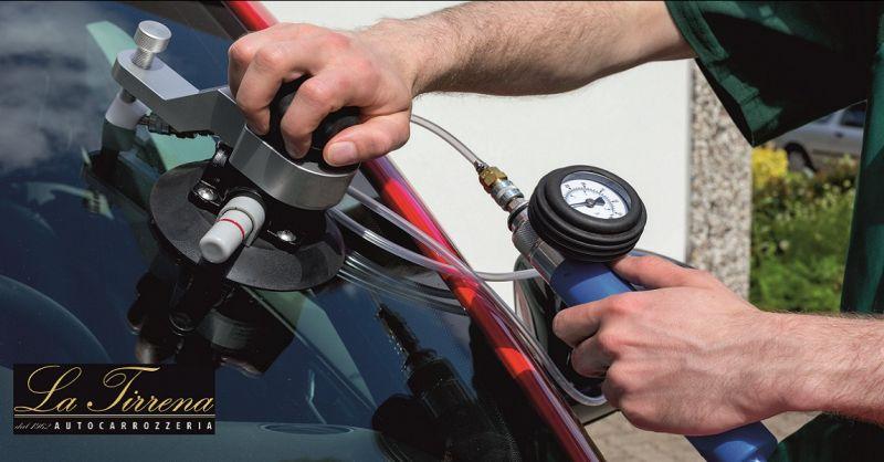 offerta riparazione e sostituzione vetri Lucca - promozione riparazione cristalli auto Lucca