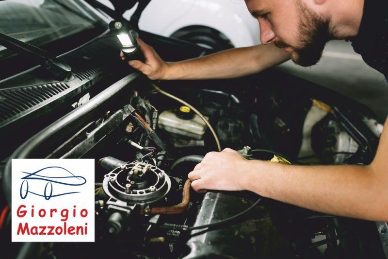 AUTORIPARAZIONI MAZZOLENI GIORGIO offerta manutenzione auto – promozione officina meccanica