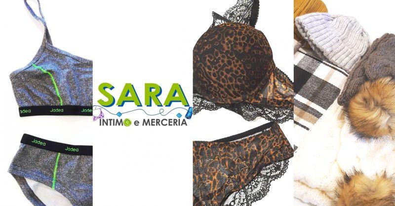 SARA INTIMO MERCERIA - offerta abbigliamento intimo uomo donna bambino castelfidardo
