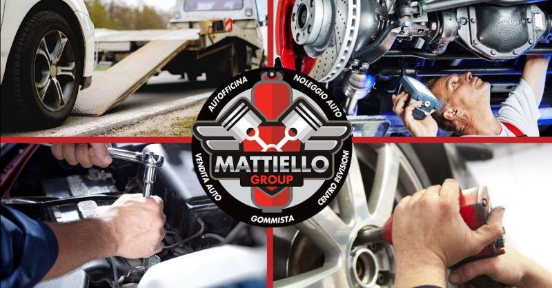 offerta officina meccanica Mattiello Group a Bussolengo - occasione meccanico per auto a Verona