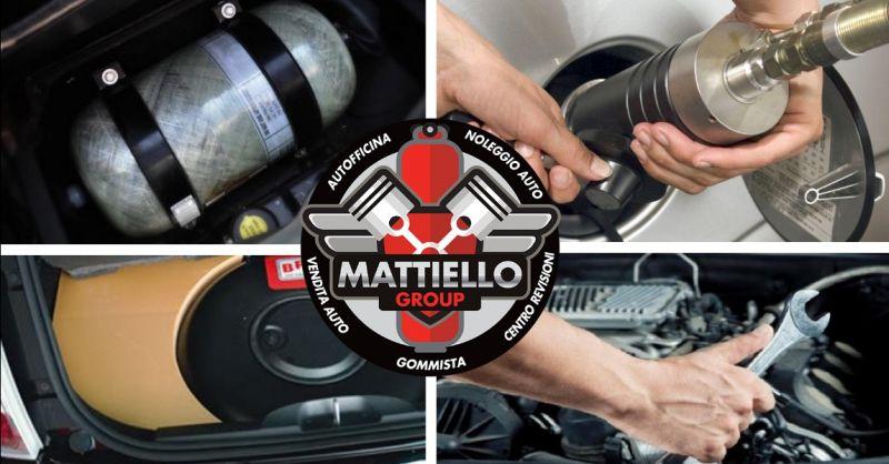 offerta installazione impianti gpl e metano auto Verona - occasione bombole metano e gpl Verona