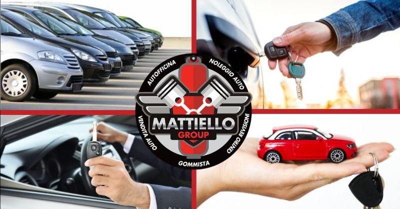 MATTIELLO GROUP SRL offerta noleggio auto a Verona - occasione vendita auto usate a Verona