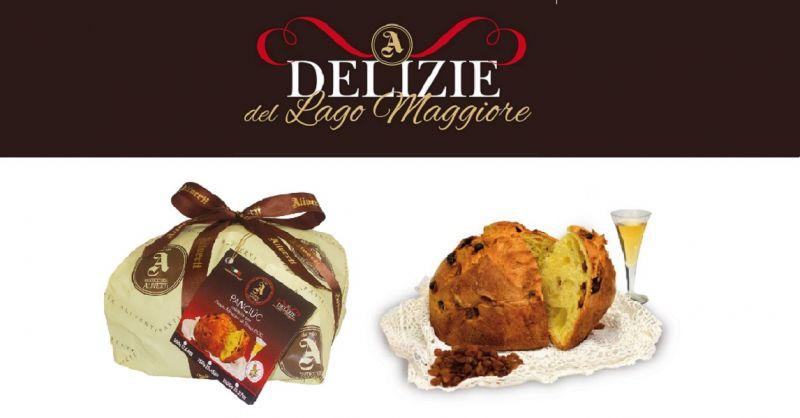 PASTICCERIA ALIVERTI - Occasione vendita online panettone artigianale Piemontese made in Italy