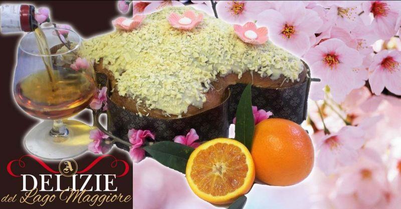 PASTICCERIA ALIVERTI - Occasione vendita online colomba artigianale gusto al Grand Marnier