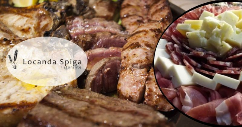 LOCANDA SPIGA QUARTU SANT ELENA - offerta antipasto di terra grigliata mista di carne