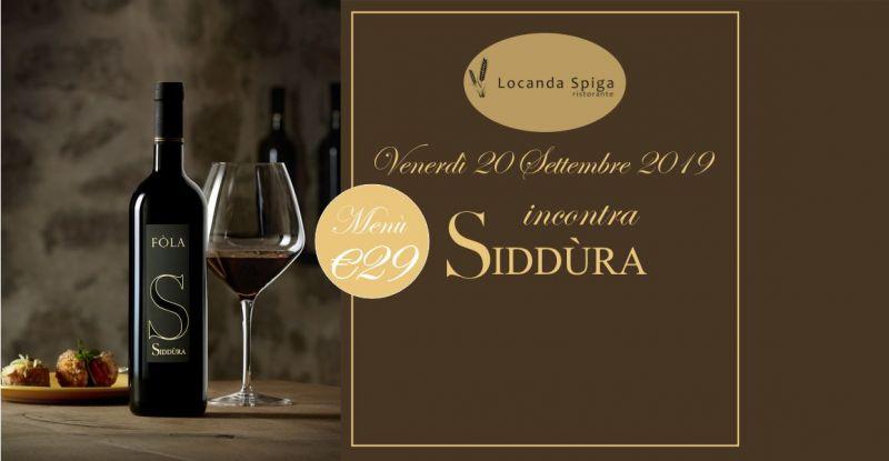LOCANDA SPIGA QUARTU SANT ELENA - offerta ricco menu degustazione vino cantine Siddura