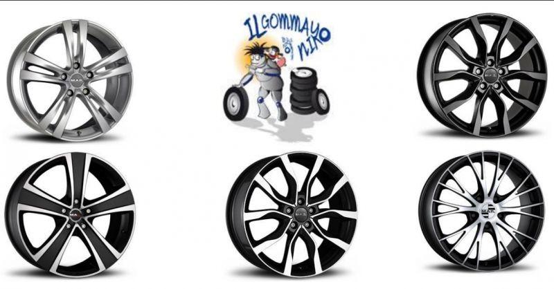 Il Gommayo - offerta cerchi in lega usati - occasione acquisto cerchi in lega alluminio nuovi