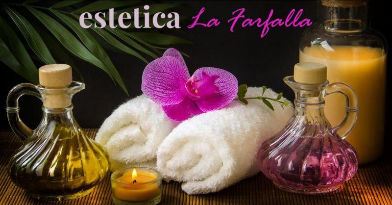 Estetica La Farfalla - occasione massaggi olii essenziali - offerta manicure e pedicure Sanremo