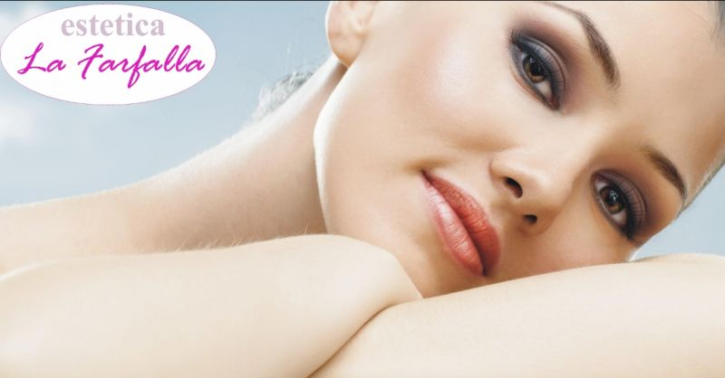 Estetica La Farfalla - offerta trattamenti viso ossigenanti antirughe purificanti lifting