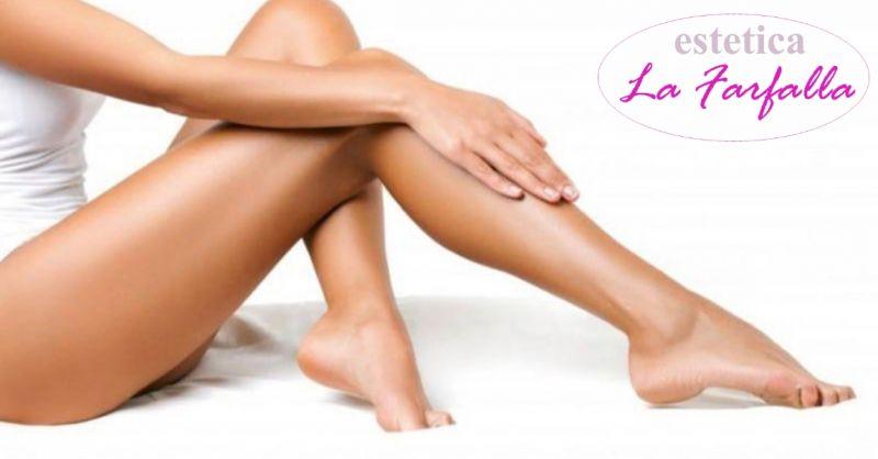 Depilazione corpo a Sanremo (Imperia) I ESTETICA LA - offerta depilazione gambe braccia inguine