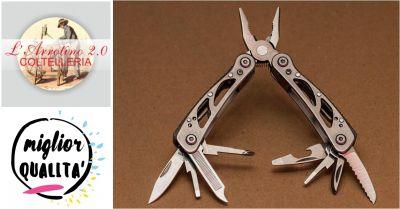 offerta pinze multiuso tascabili leatherman sanremo imperia occasione utensili e attrezzi