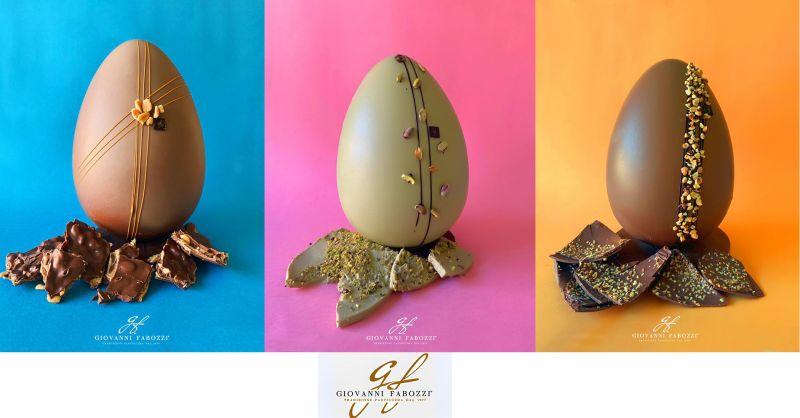 Pasticceria Giovanni fabozzi offerta uova pasquali - occasione uova personalizzate Caserta