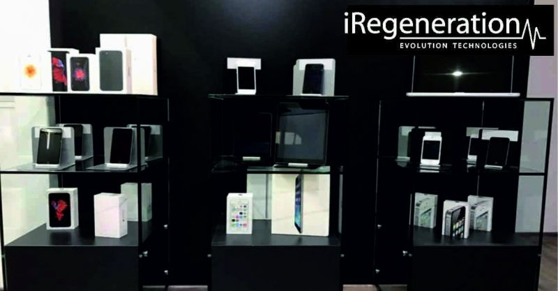 Iregeneration offerta prodotti Apple - occasione prodotti rigenerati