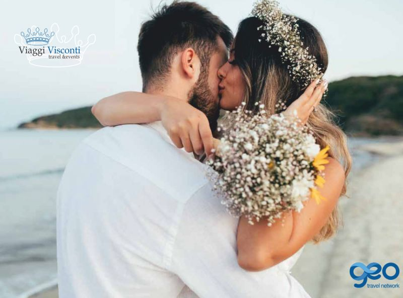 VIAGGI VISCONTI Travel & Events offerta viaggio di nozze da sogno - promozione viaggio di nozze
