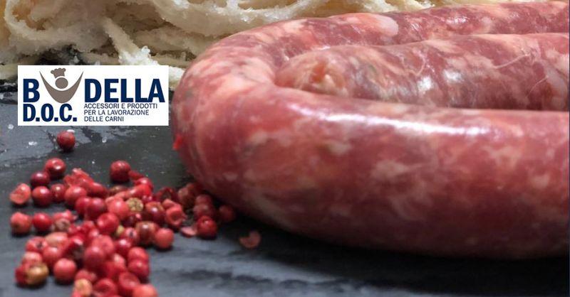 Budella D.o.c offerta accessori lavorazione carne - occasione spezie e budella Napoli