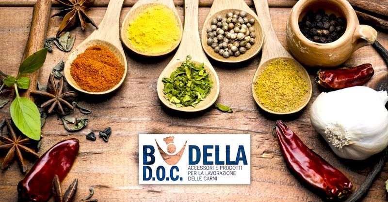Budella D.O.C offerta spezie carne - occasione miscele e aromi carni Napoli