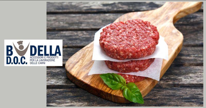 BUDELLA DOC offerta vendita miscela per hamburger naturale napoli