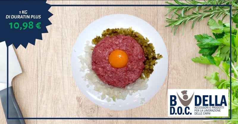 BUDELLA DOC - offerta additivi per carne macinata napoli