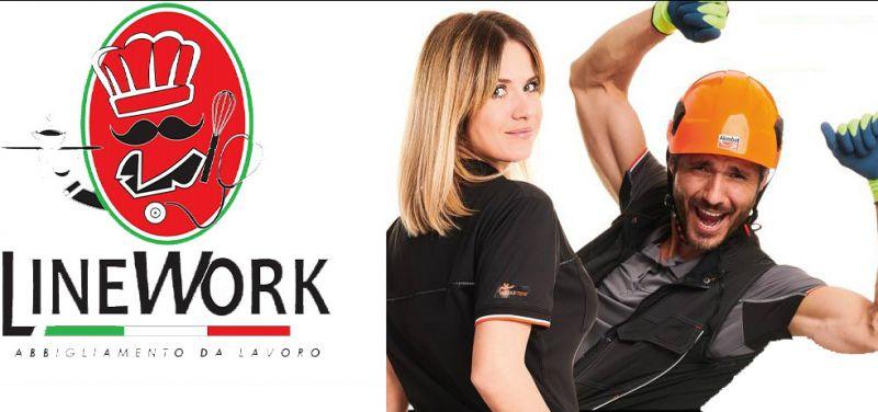 Line work offerta abiti da lavoro - occasione abbigliamento lavoro Napoli 6349ead58203