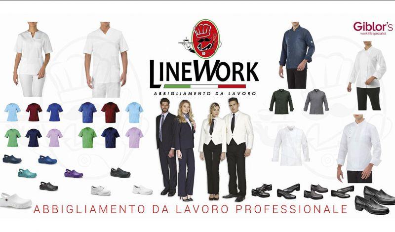 Line Work offerta divise da lavoro - occasione abbigliamento professionale Napoli